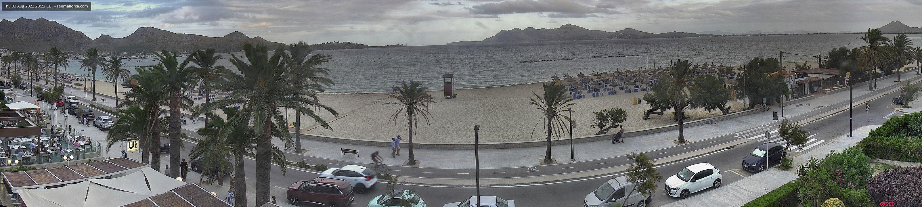 Webcams Mallorca